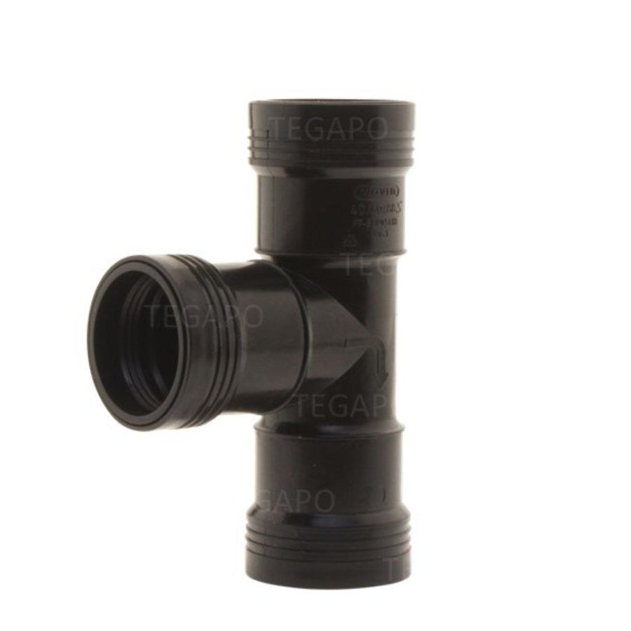 PP T-stuk 40mm m-m-m-1