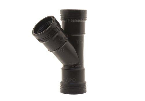 PP Y-stuk 40mm m-m-m