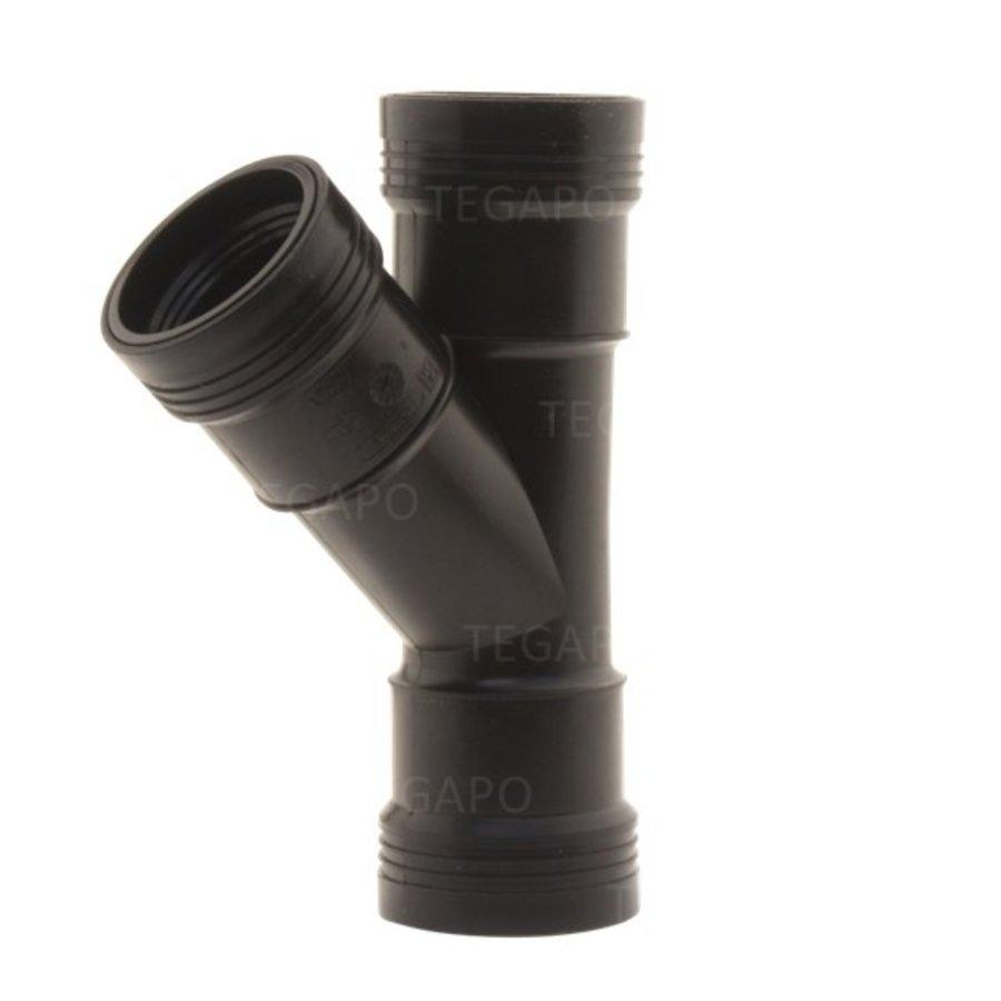 PP Y-stuk 40mm m-m-m-1