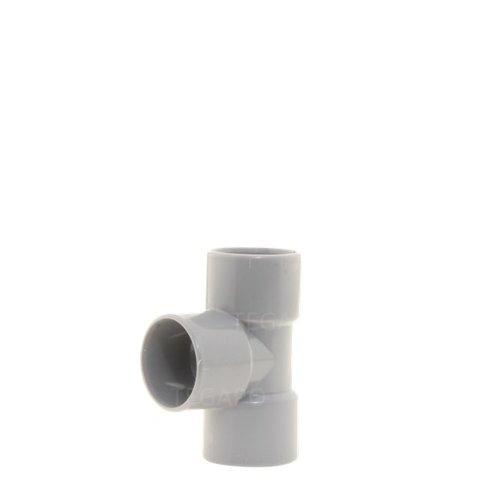 PVC T-stuk 32mm m-m-m
