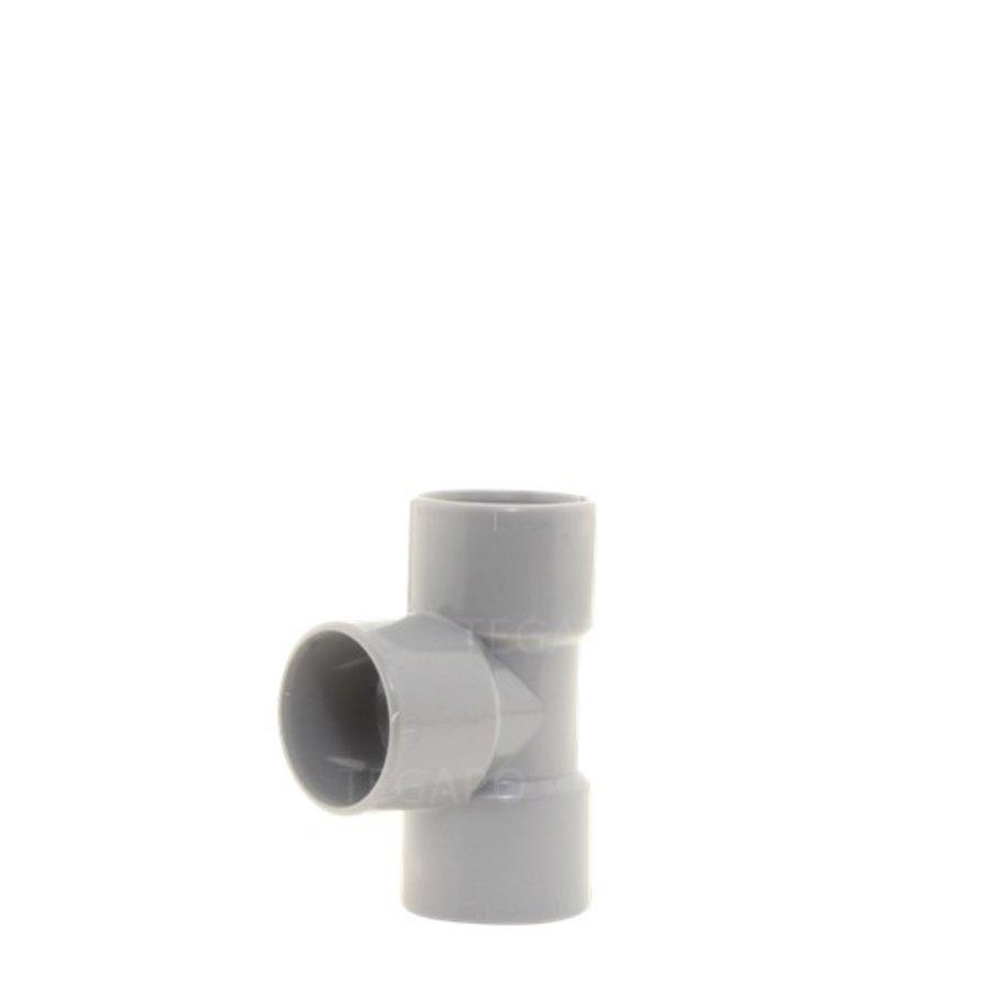 PVC T-stuk 32mm m-m-m-1