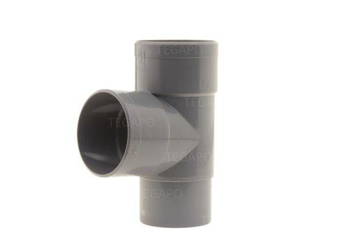 PVC T-stuk 60mm