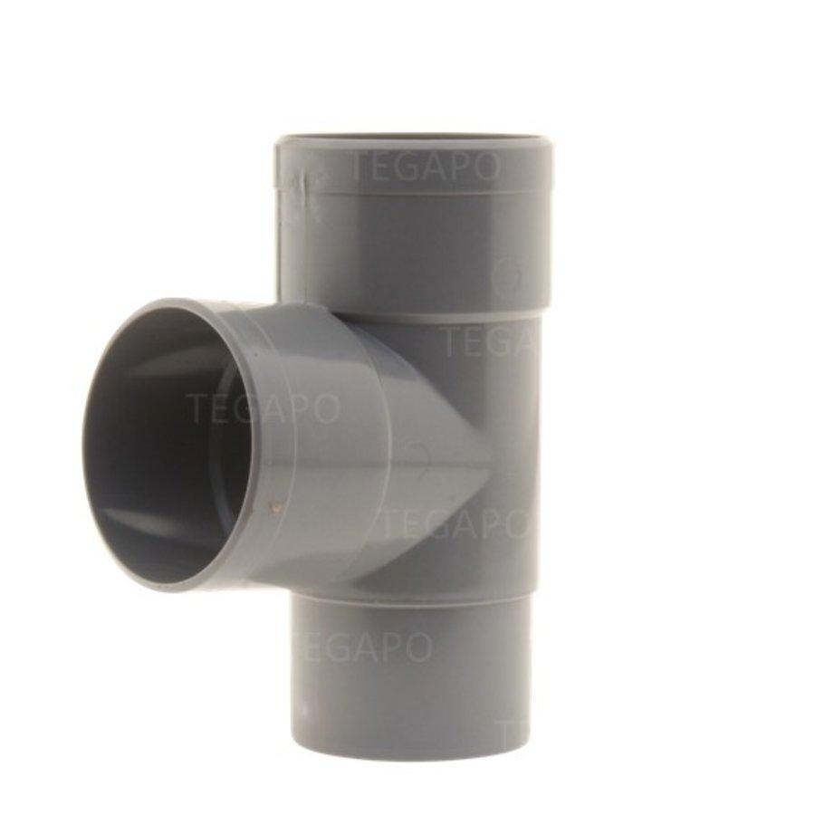 PVC T-stuk 60mm-1