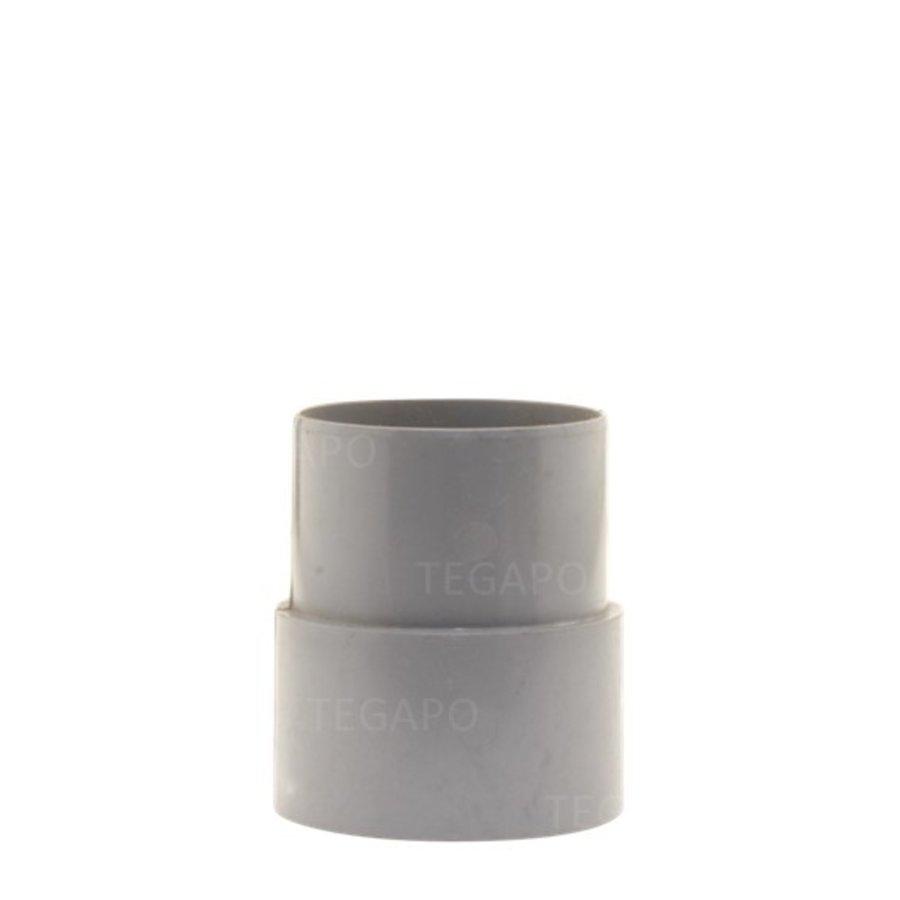 PVC verbindingsstuk 70mm m-vjs-1