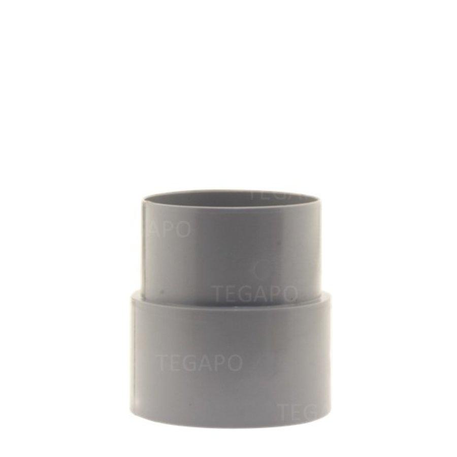 PVC verbindingsstuk 80mm m-vjs-1