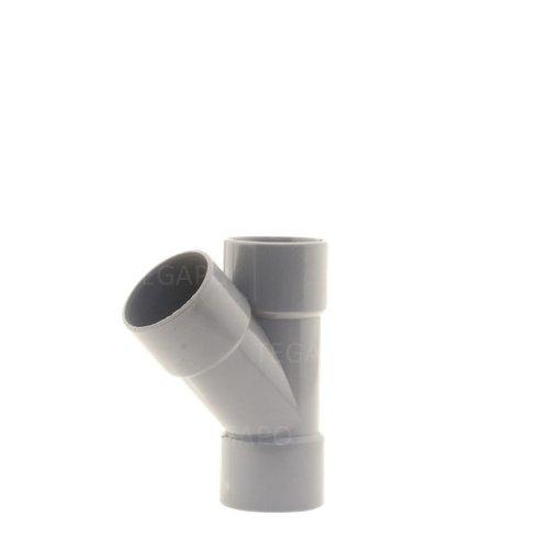 PVC Y-stuk 40mm m-m-m