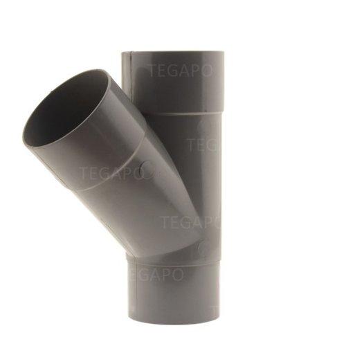 PVC Y-stuk 70mm m-m-vjs