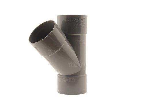 PVC Y-stuk 75mm