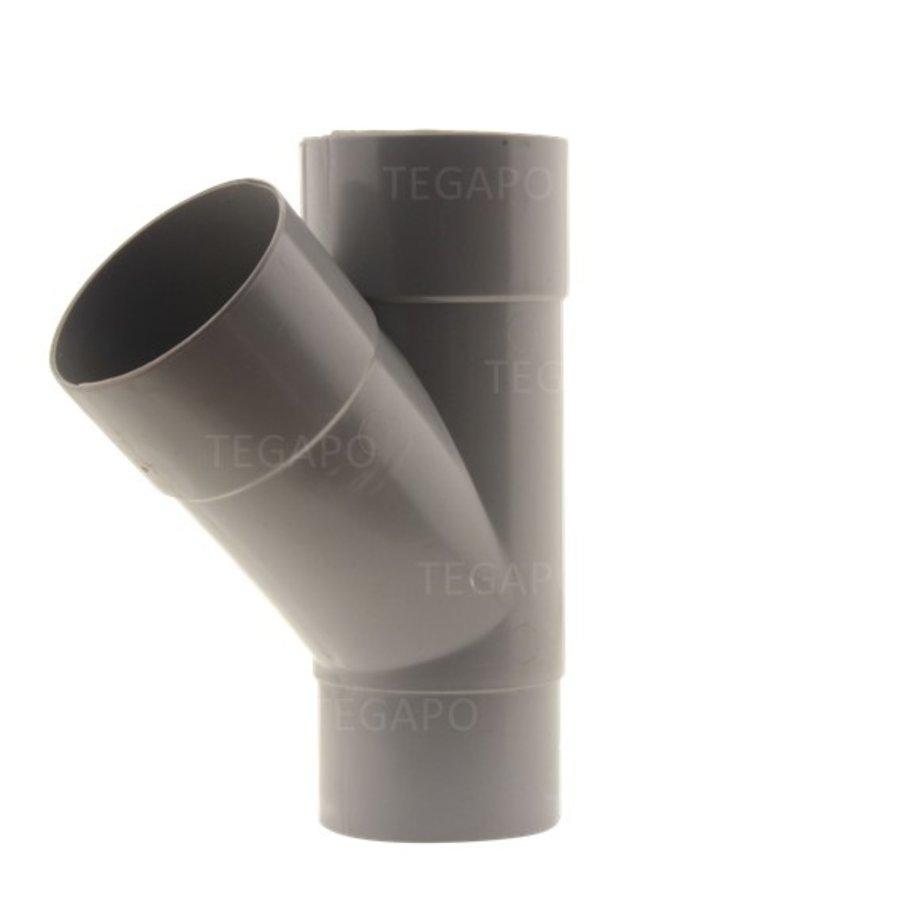 PVC Y-stuk 80mm m-m-vjs-1
