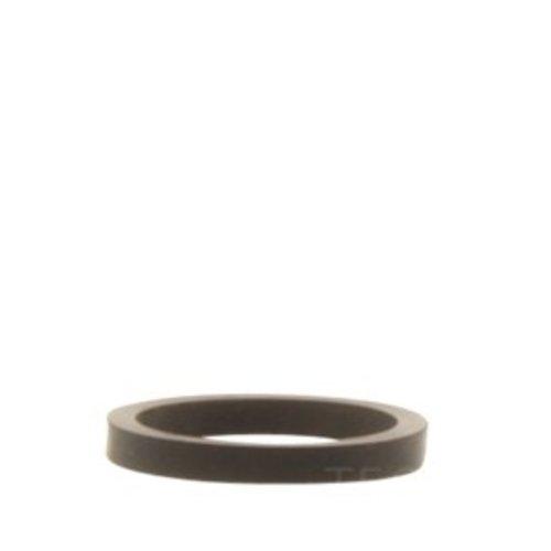 Dikke ring 25mm rubber