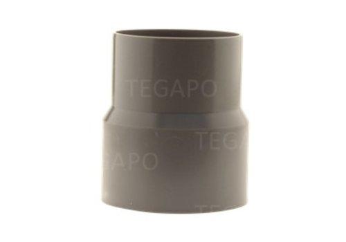 PVC verloop 80-75mm
