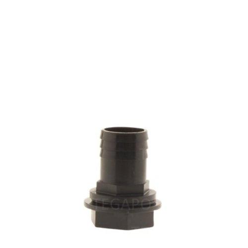 PP pilaar 32mm recht compleet