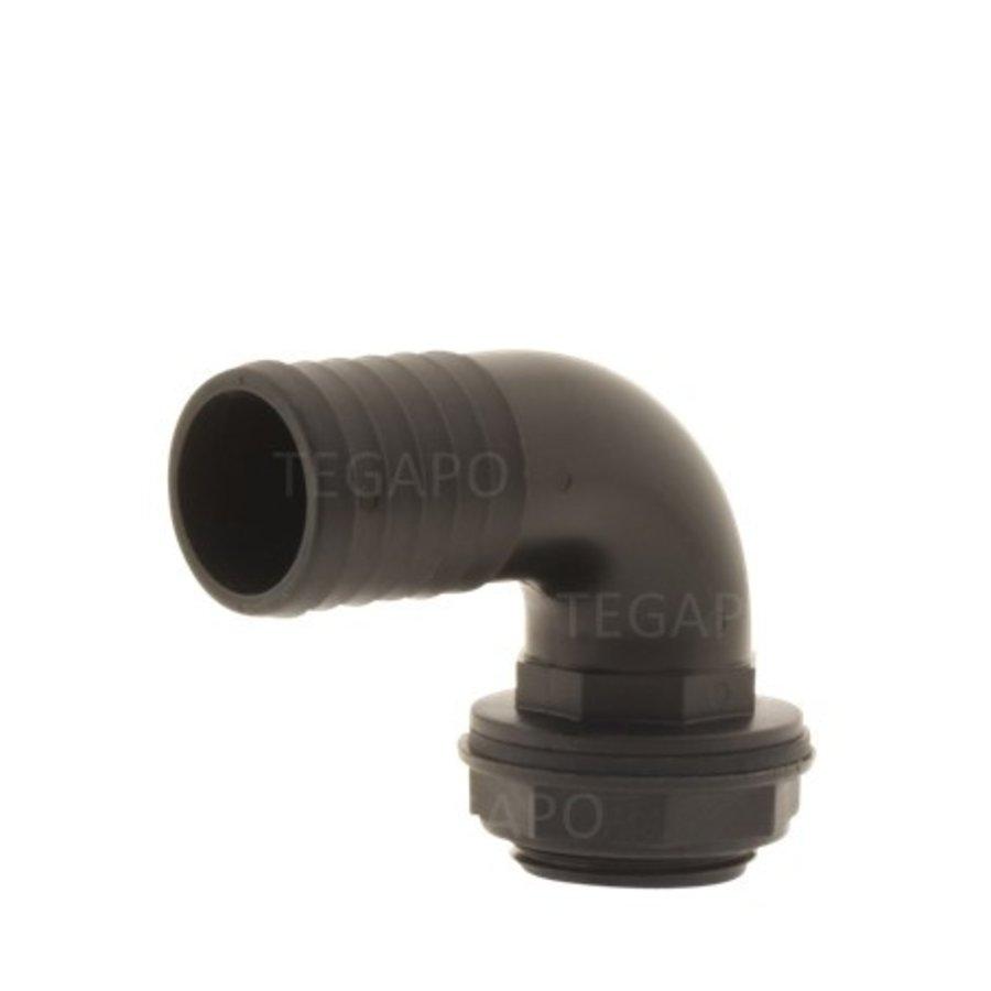 PP pilaar 40mm haaks compleet-1