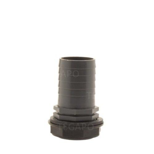 PP pilaar 40mm recht compleet