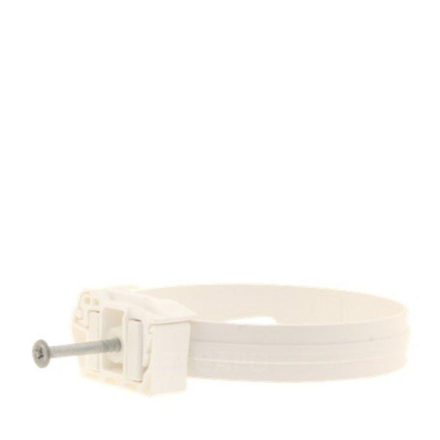 PVC beugel 100mm wit-1