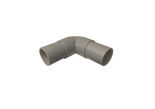 PVC 40mm 90 graden bocht