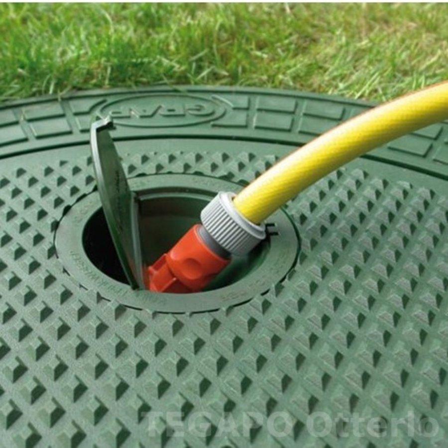 Regenwater opvangpakket 3000 liter met pomp en filter compleet-2