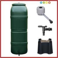 thumb-RainSave 100 liter groen 4-season promo set-1