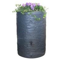 thumb-Regenton Stone Flower Bowl 260 liter-1