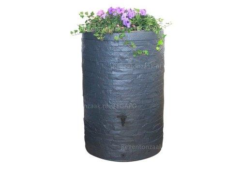 Regenton Stone Flower Bowl 260 liter