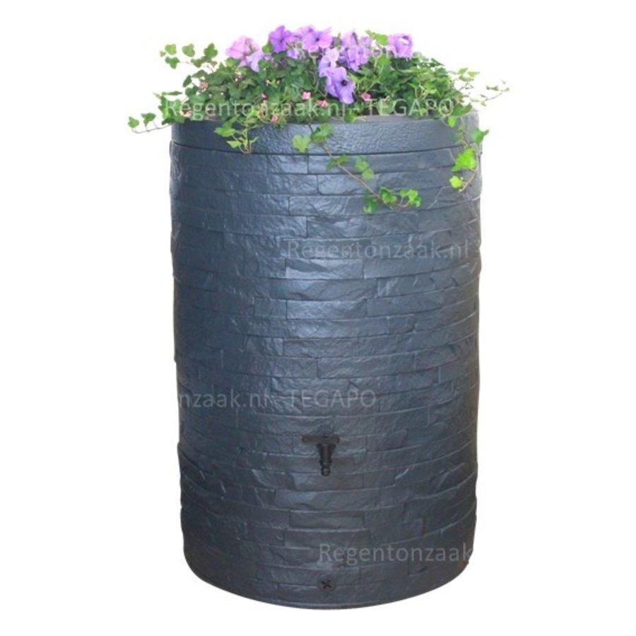 Regenton Stone Flower Bowl 260 liter-1