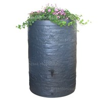 thumb-Regenton Stone Flower Bowl 260 liter-2