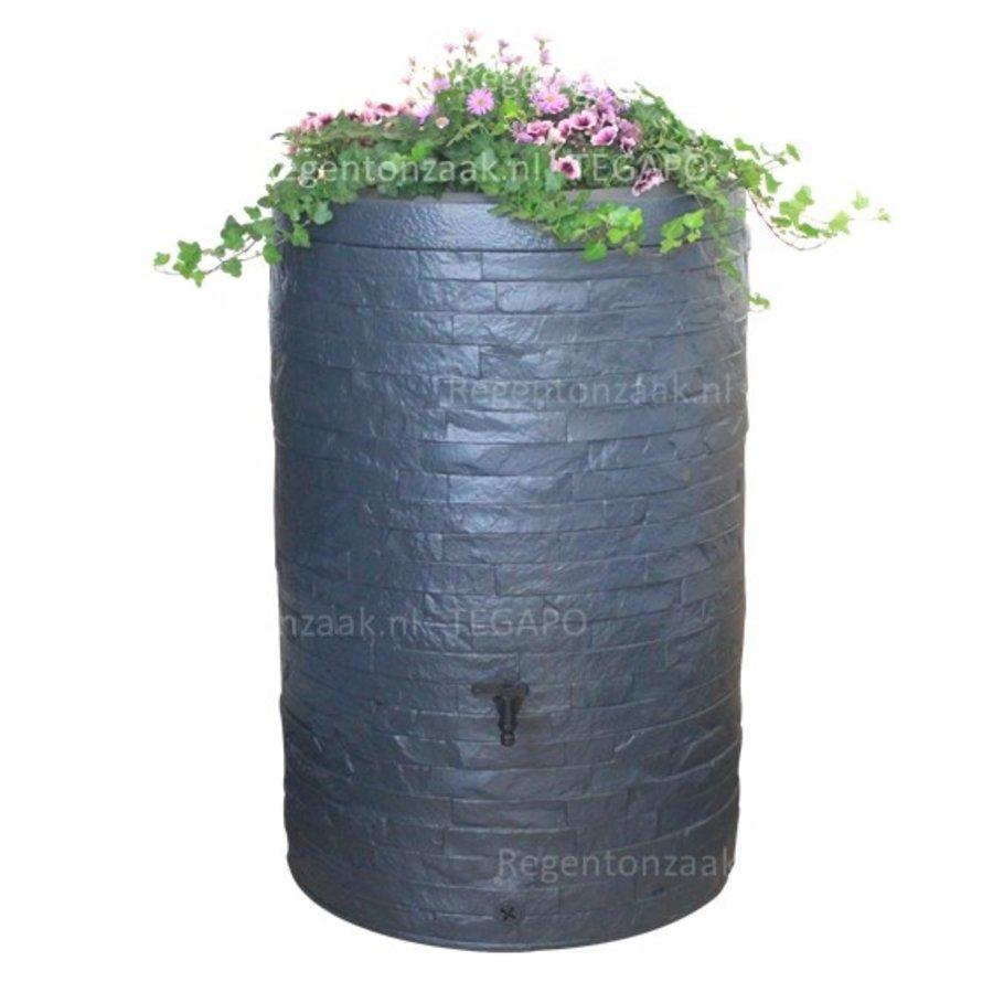 Regenton Stone Flower Bowl 260 liter-2