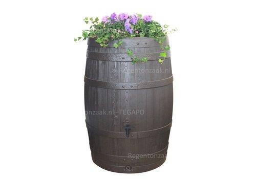 Regenton Wood Flower Bowl 400 liter