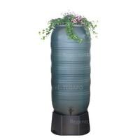 thumb-Regenton Flower Bowl 270 liter met zwart onderstel-2