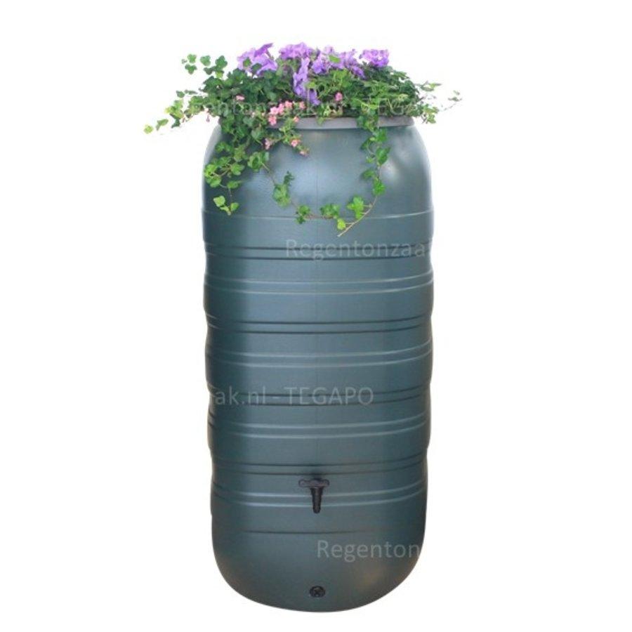 Regenton Flower Bowl 270 liter gieterkraan-1