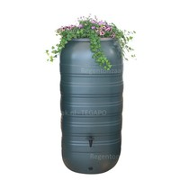 thumb-Regenton Flower Bowl 270 liter gieterkraan-2