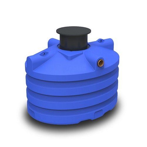Watertank PRM 4000 liter ondergronds