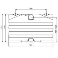 thumb-Watertank PRM 4000 liter ondergronds-2