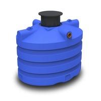 thumb-Watertank PRM 5000 liter ondergronds-1