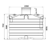 thumb-Watertank PRM 5000 liter ondergronds-2