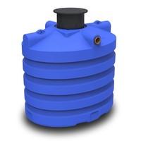 thumb-Watertank PRM 6000 liter ondergronds-1