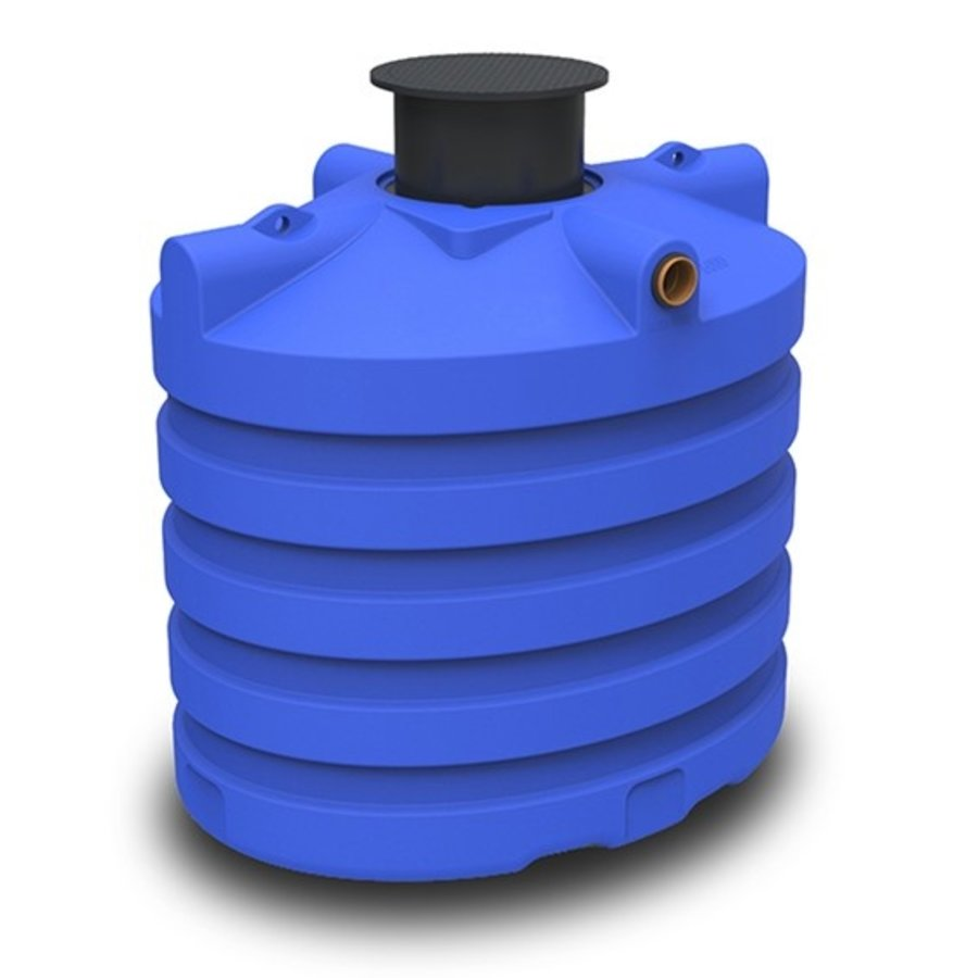 Watertank PRM 6000 liter ondergronds-1