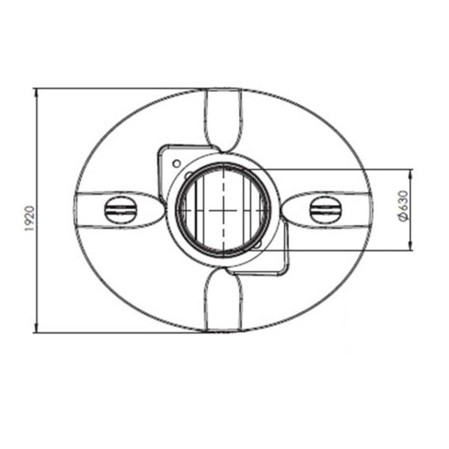 Watertank PRM 7500 liter ondergronds-3