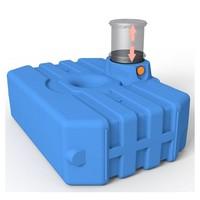 thumb-Watertank ERD 3000 liter ondergronds-2
