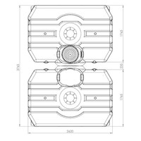 thumb-Watertank ERD 6000 liter ondergronds-2