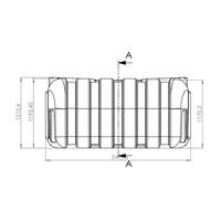 thumb-Watertank TWN 5000 liter ondergronds-3