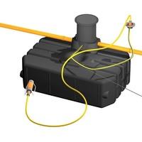 thumb-Tuinpakket ERD 3000 liter met pomp en filter-2