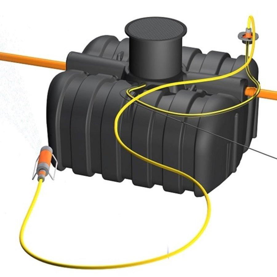Tuinpakket ERD 5000 liter met pomp en filter-2
