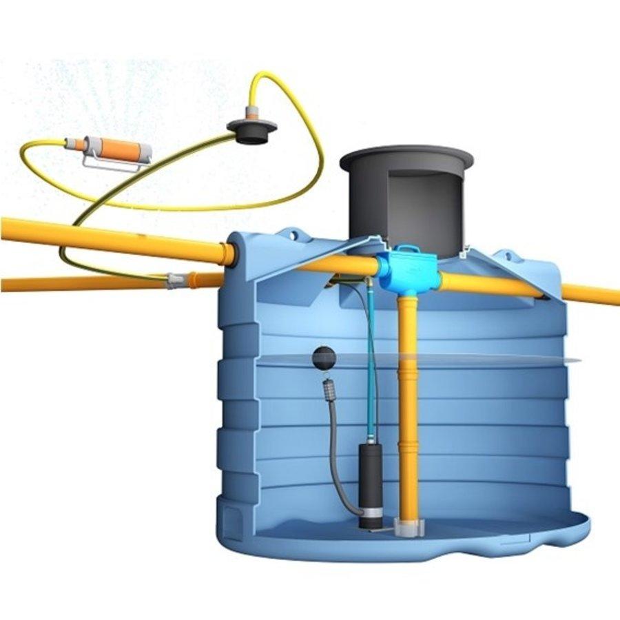 Tuinpakket PRM 4000 liter met pomp en filter-2