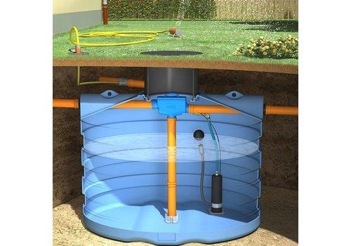 Tuinpakket PRM 5000 liter met pomp en filter