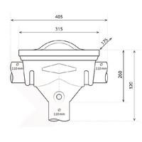thumb-Regenwaterfilter compact geïntegreerd-2