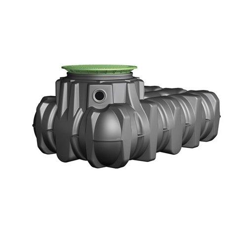 Watertank PLTN 1500 liter ondergronds