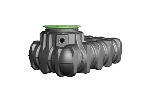 Watertank PLTN 5000 liter ondergronds