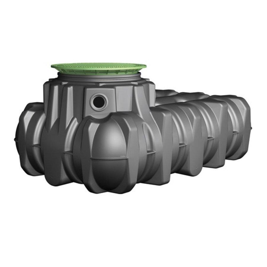 Watertank PLTN 5000 liter ondergronds-1