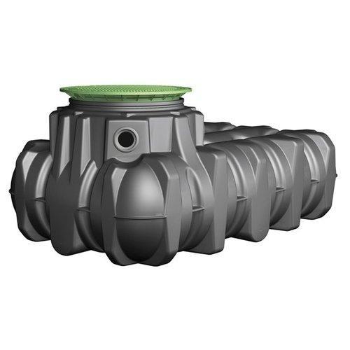 Watertank PLTN 10000 liter ondergronds